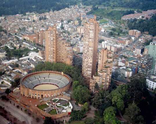 Bogotá by | Colombia | priser | ture | flybilletter | hoteller | klima | seværdigheder