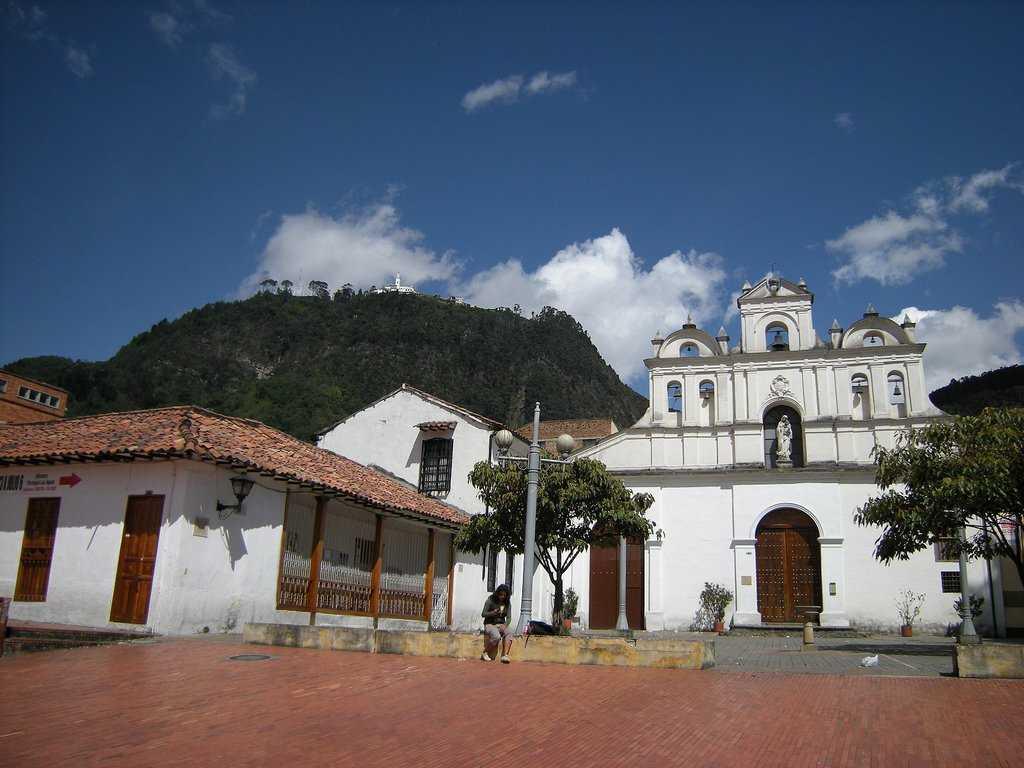 Богота – на удивление неприятный город в колумбии
