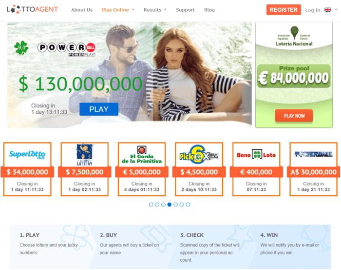 Netlotto - top 10 best online lotto