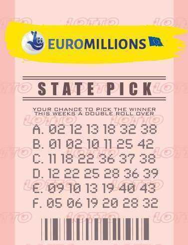 Statistiche Euromillions - numeri più comuni & storia del jackpot