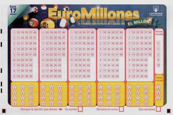 Como se juega a euromillones