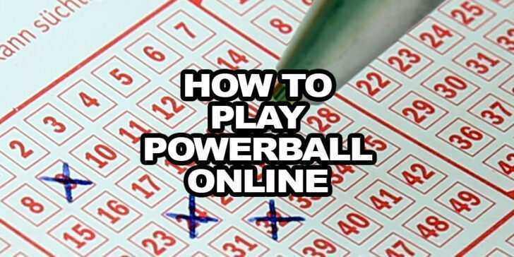 Play powerball