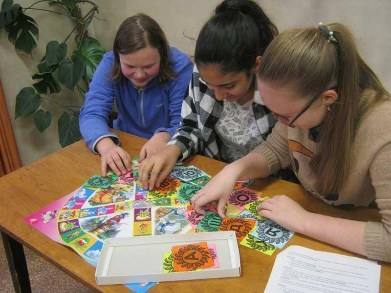 Играйте вместе с нами: «игротека в библиотеке» (6+)
