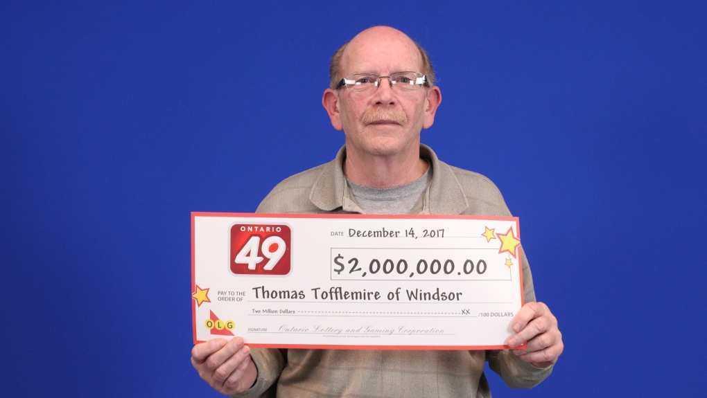 Canadisk lotteri ontario 49 (6 af 49)