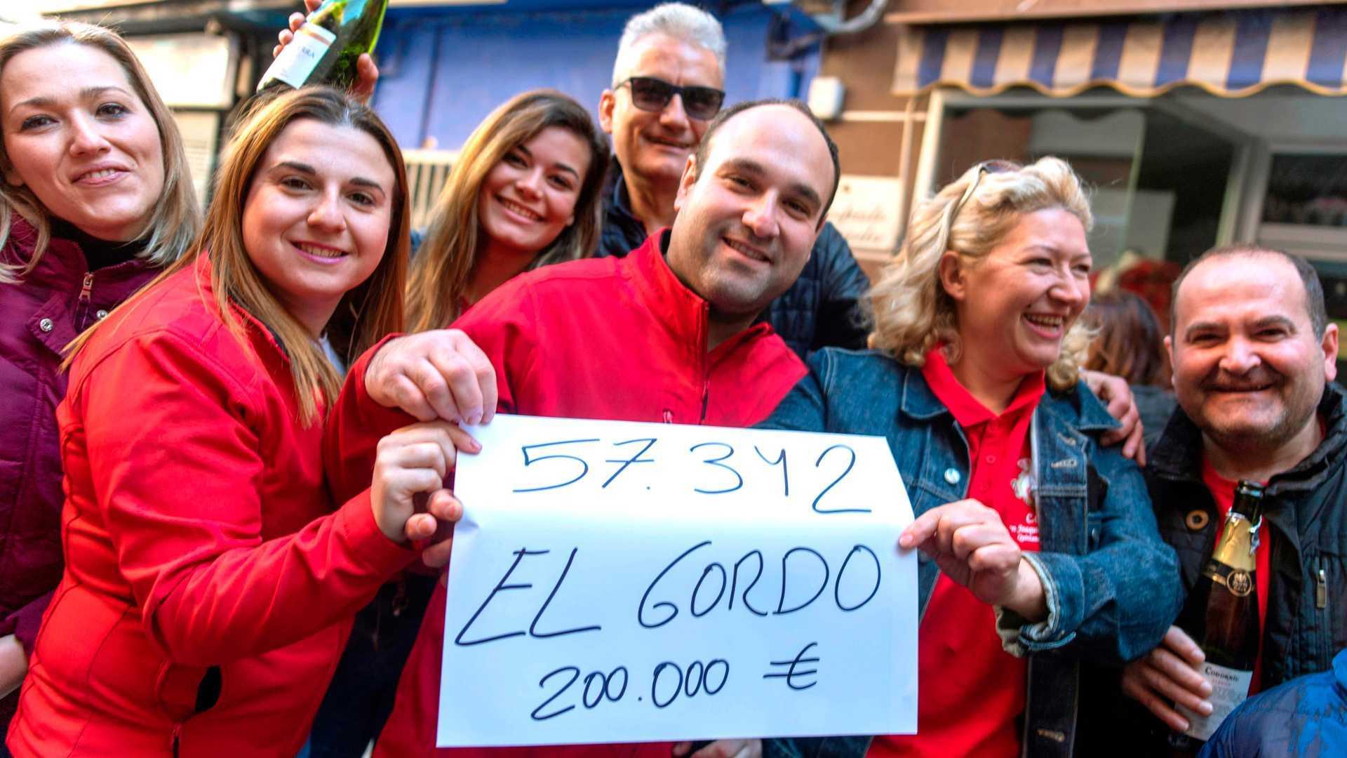 Espanjan arpajaisten bestsellerit | isot lottot