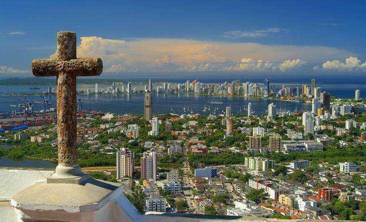 Bogota, colombia - ny verdens encyklopædi