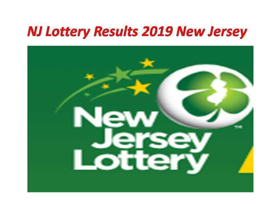 Нью-джерси лотерея pick 6