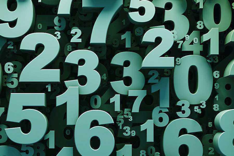 Китайская школа нумерологии — значения чисел
