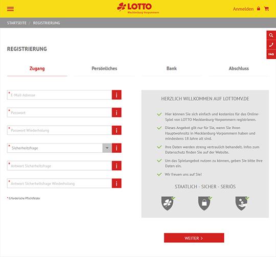Jugar a la lotería francesa en línea: comparación de precios en lotto.eu