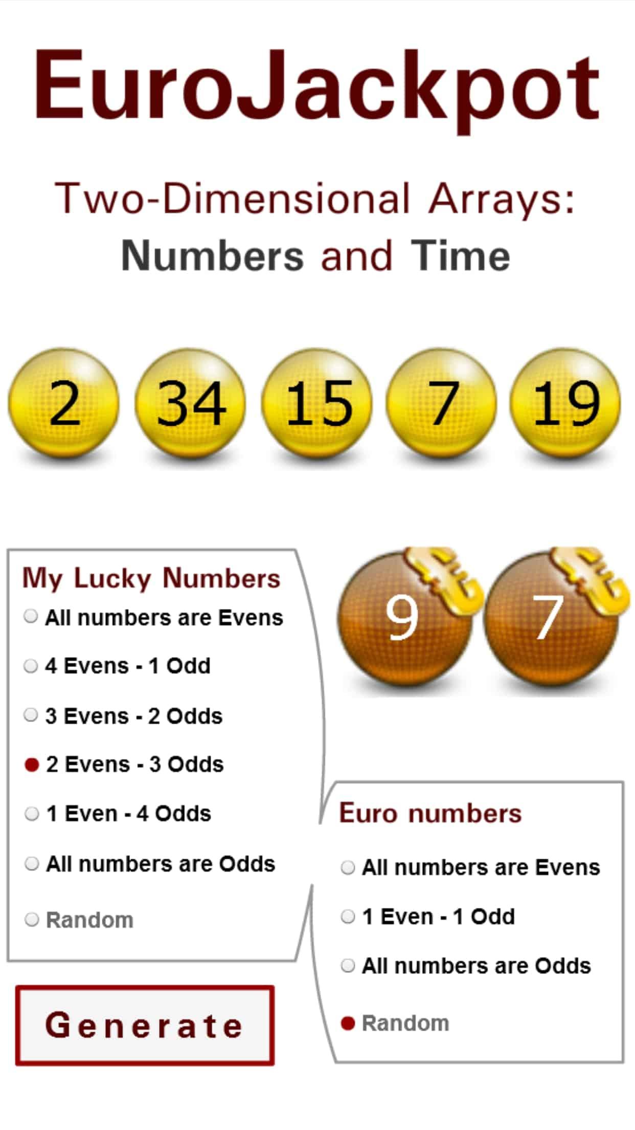 Полезное free | eurojackpot