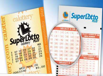 Play california super lotto - buy super lotto plus tickets