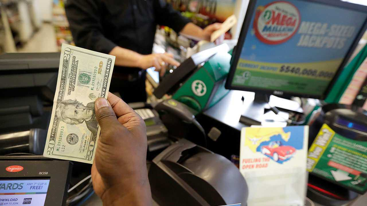 Odds of winning euromillions