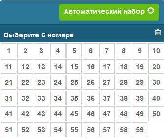 словакия лотерея