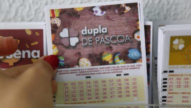 Dupla sena de pаscoa (2021) | intersena