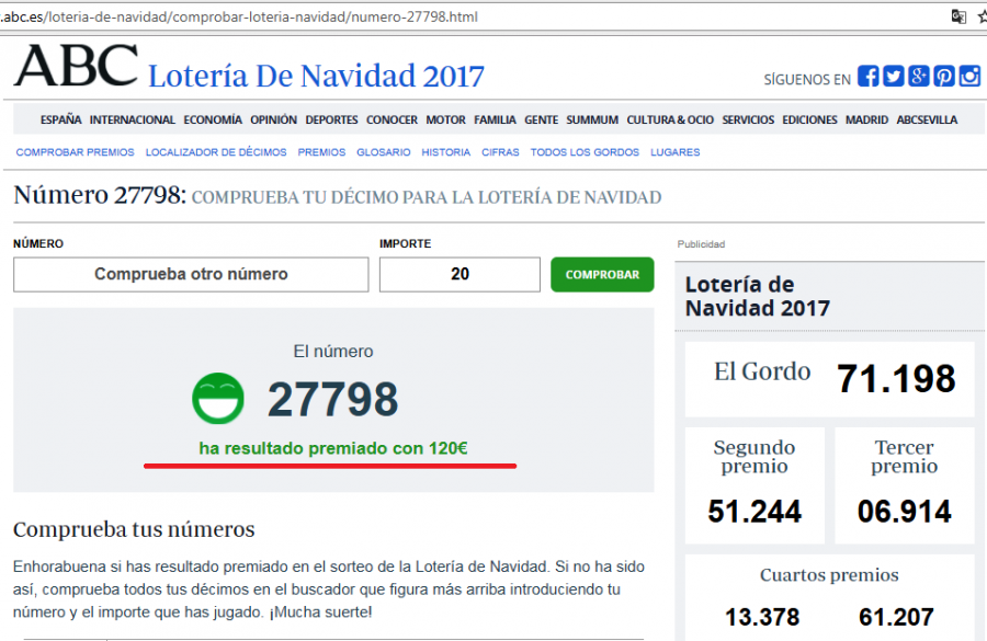 How to play the el gordo de navidad lottery and rules and regulations