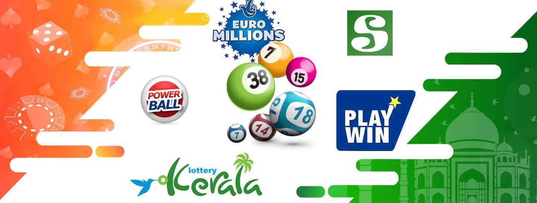 Популярные лотереи