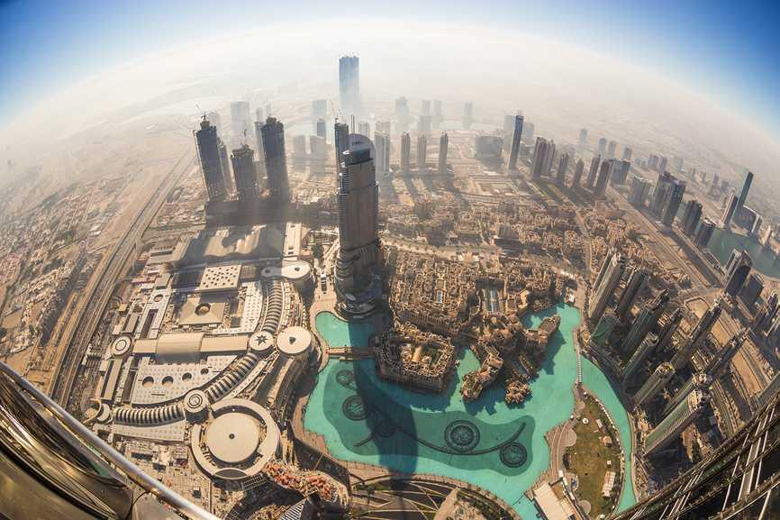 Отдых в эмиратах: когда лучше ехать отдыхать