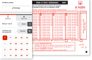 Испанская лотерея el gordo de la primitiva —как играть из россии