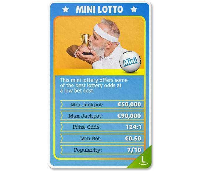 Lotto australiano del lunedì