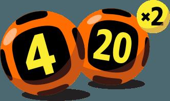 «гослото 4 из 20»: правила и особенности лотереи