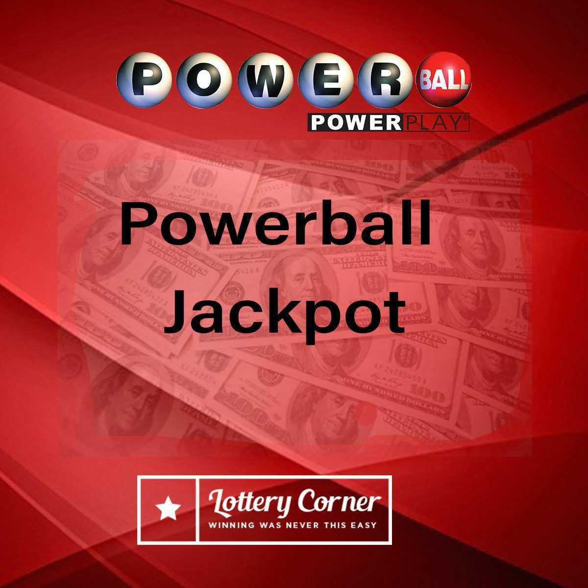Powerball lottery odds and prizes