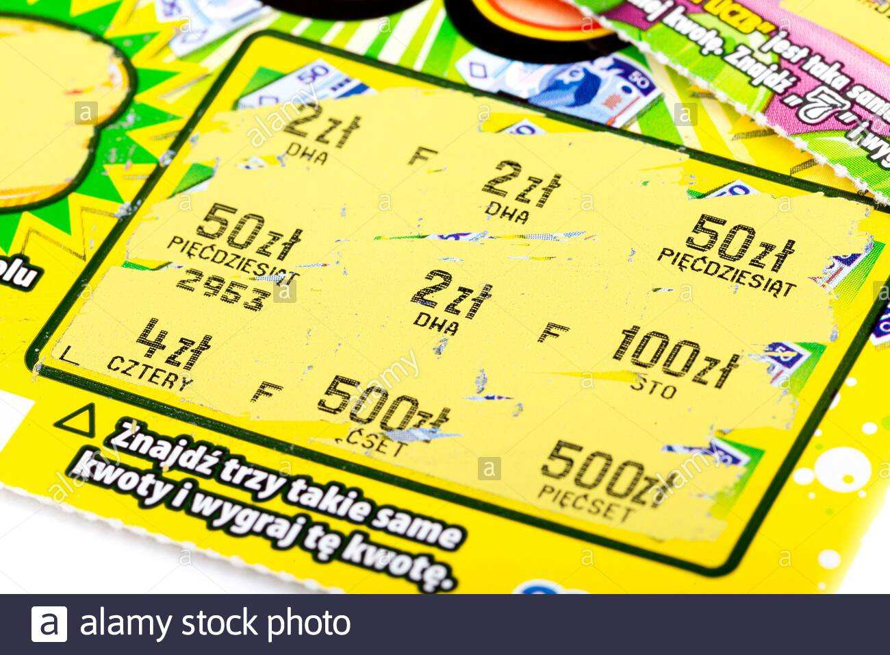 Polish lotto results - official polish lotto winning numbers