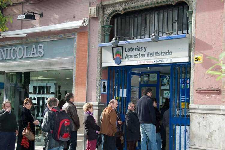 Лотереи в испании. испания по-русски - все о жизни в испании