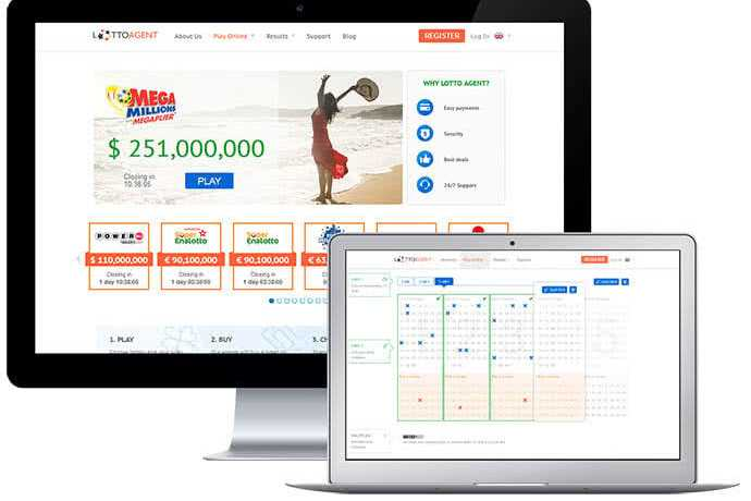 Play german lottery online - lotto agent