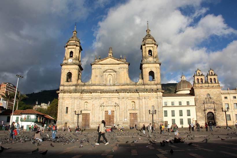 Bogota (Colombia) og dens attraktioner | leve for at rejse