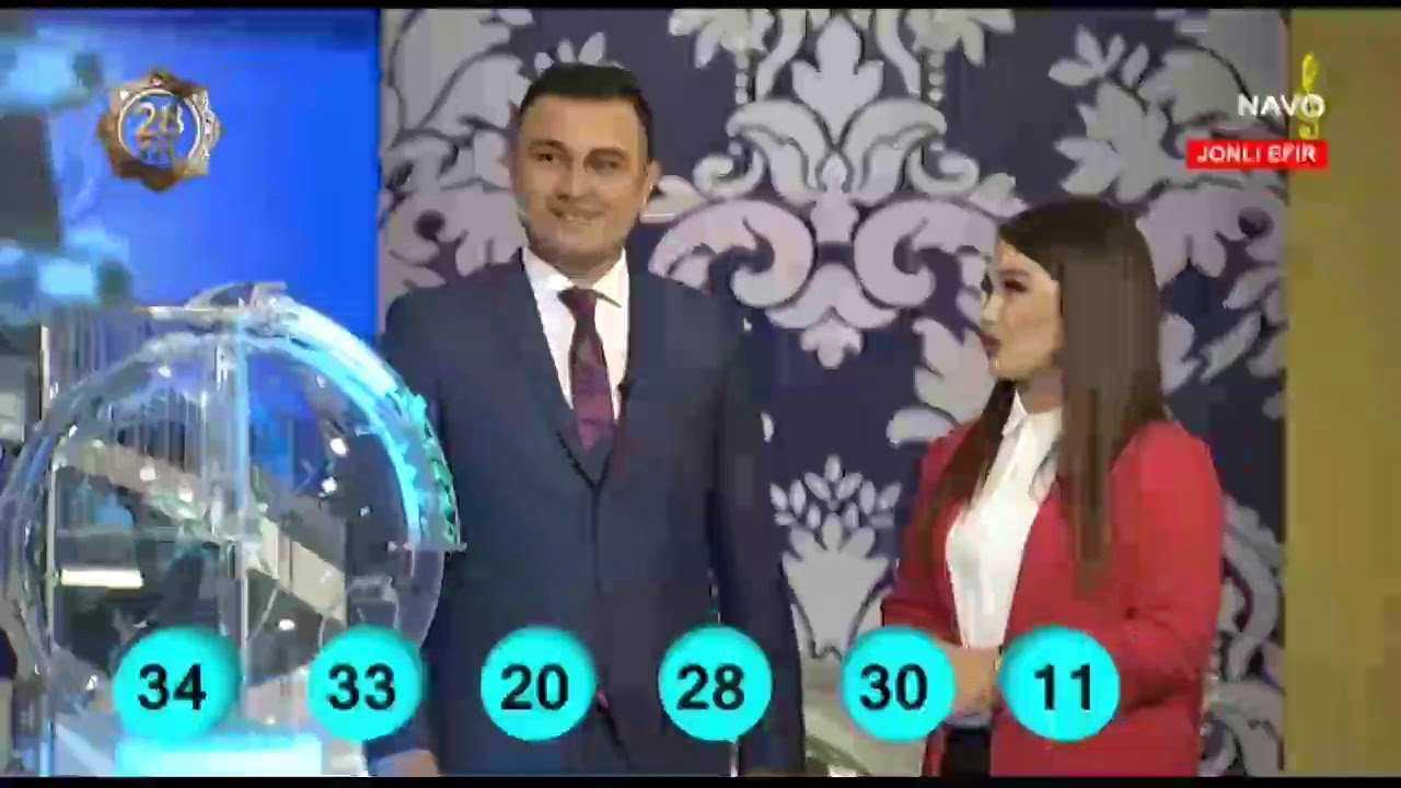 Лотереи узбекистана