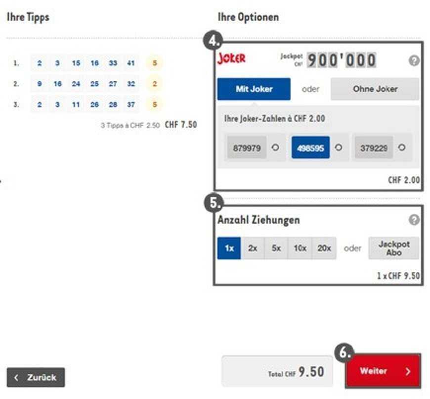 Gioca all'Eurojackpot online (Confronto prezzi + mancia gratuita) - lotto.eu