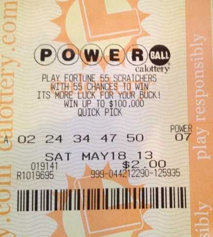 How to play powerball