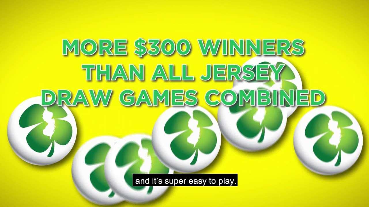 Nj lottery   cash pop cash pop