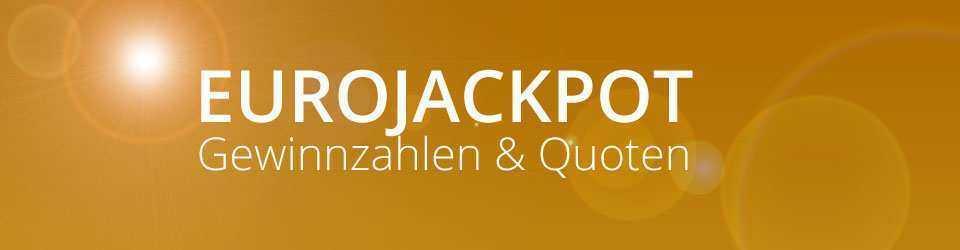 Eurojackpot - gewinnzahlen.com