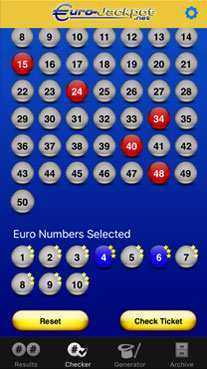 Download eurojackpot generator - results and random numbers apk
