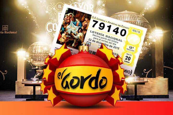 Испанская лотерея эль гордо де навидад   рождественская лотерея испании