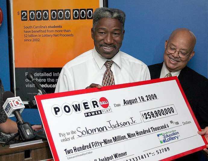 10 самых больших лотерейных выигрышей в рф