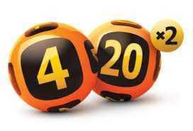 Лотерея 4 из 20 какие комбинации выигрывают