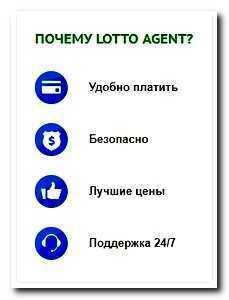 Как выиграть в зарубежную лотерею вместе с агент лотто