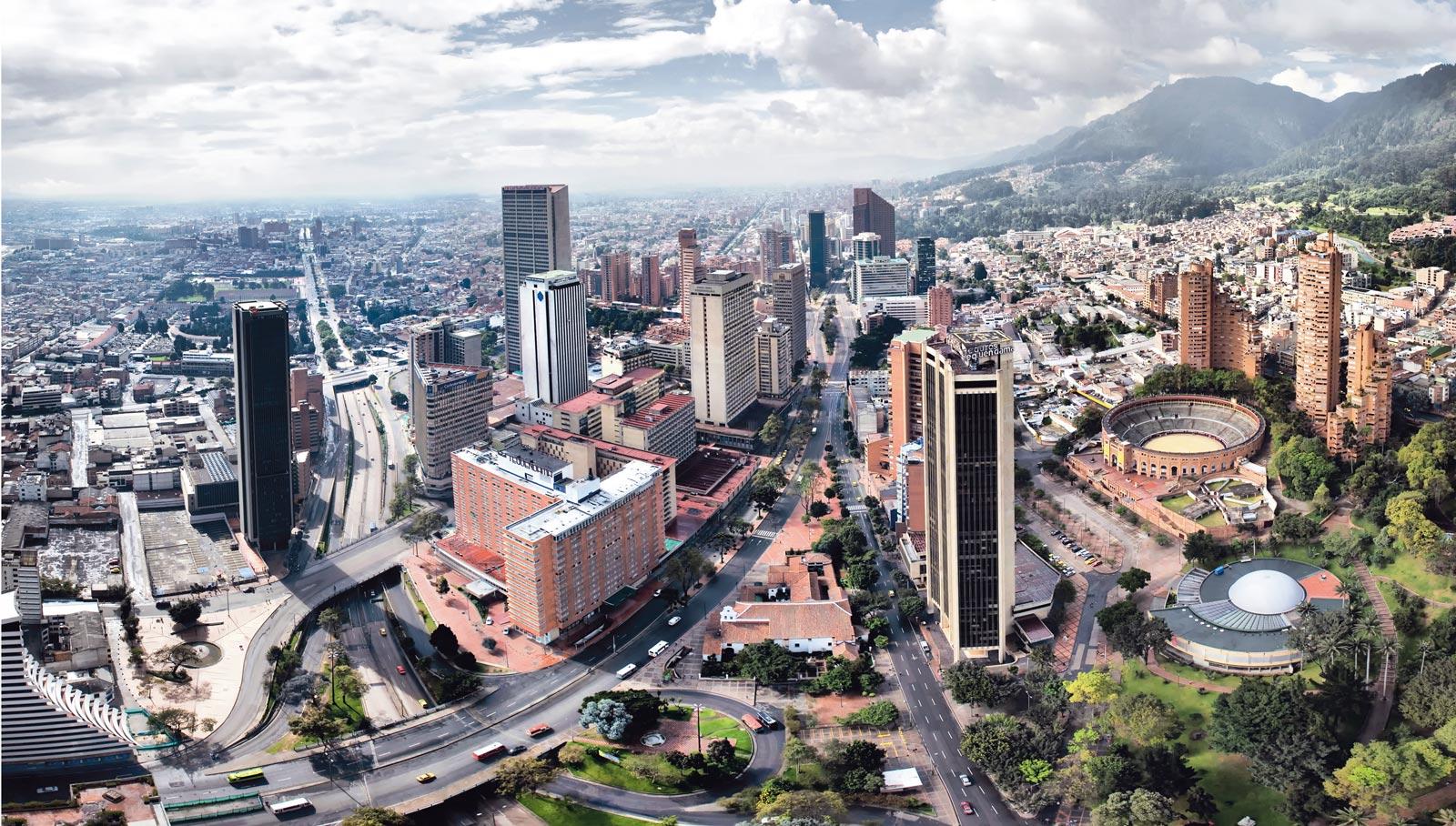 Bogotá-templet, Colombia - bogotá colombia tempel