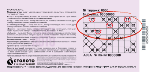 Национальная спортивная лотерея: тест-драйв инновационного продукта