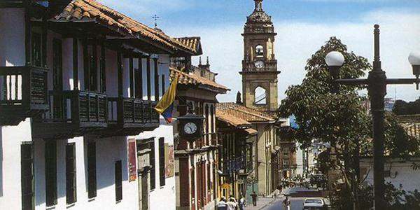Богота - на удивление неприятный город в колумбии - paikea.ru