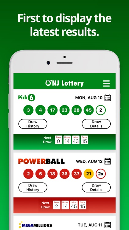 Cash4life new york (ny) lottery results & game details