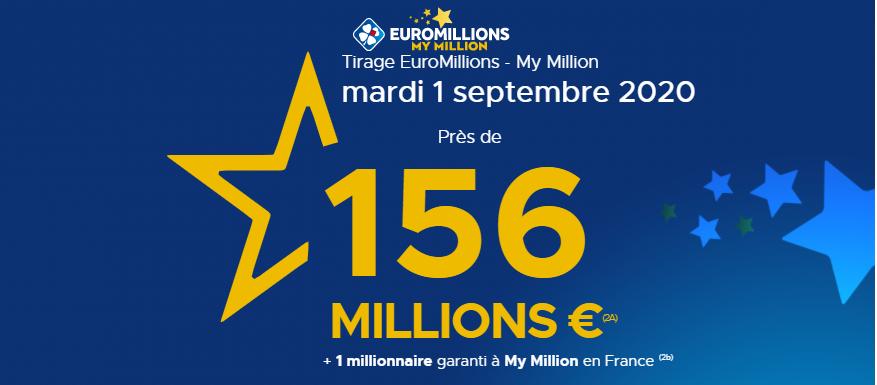 Euromillions: tirage, heure, résultat, statistiques... comment jouer?