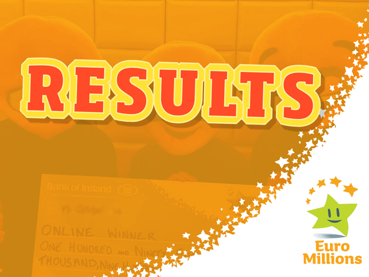 Euromillions results for friday 21st august 2020 - draw 1348