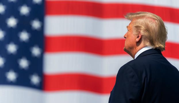 Трамп считает, что победил на выборах президента сша, а байден мошенничает