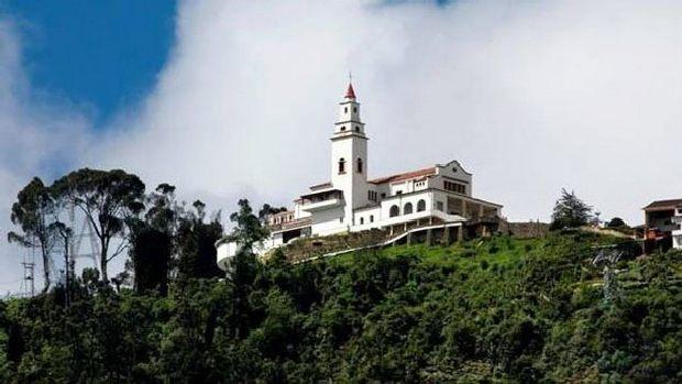 Bogota (hovedstaden i colombia)