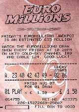 M1lhão - euromillions