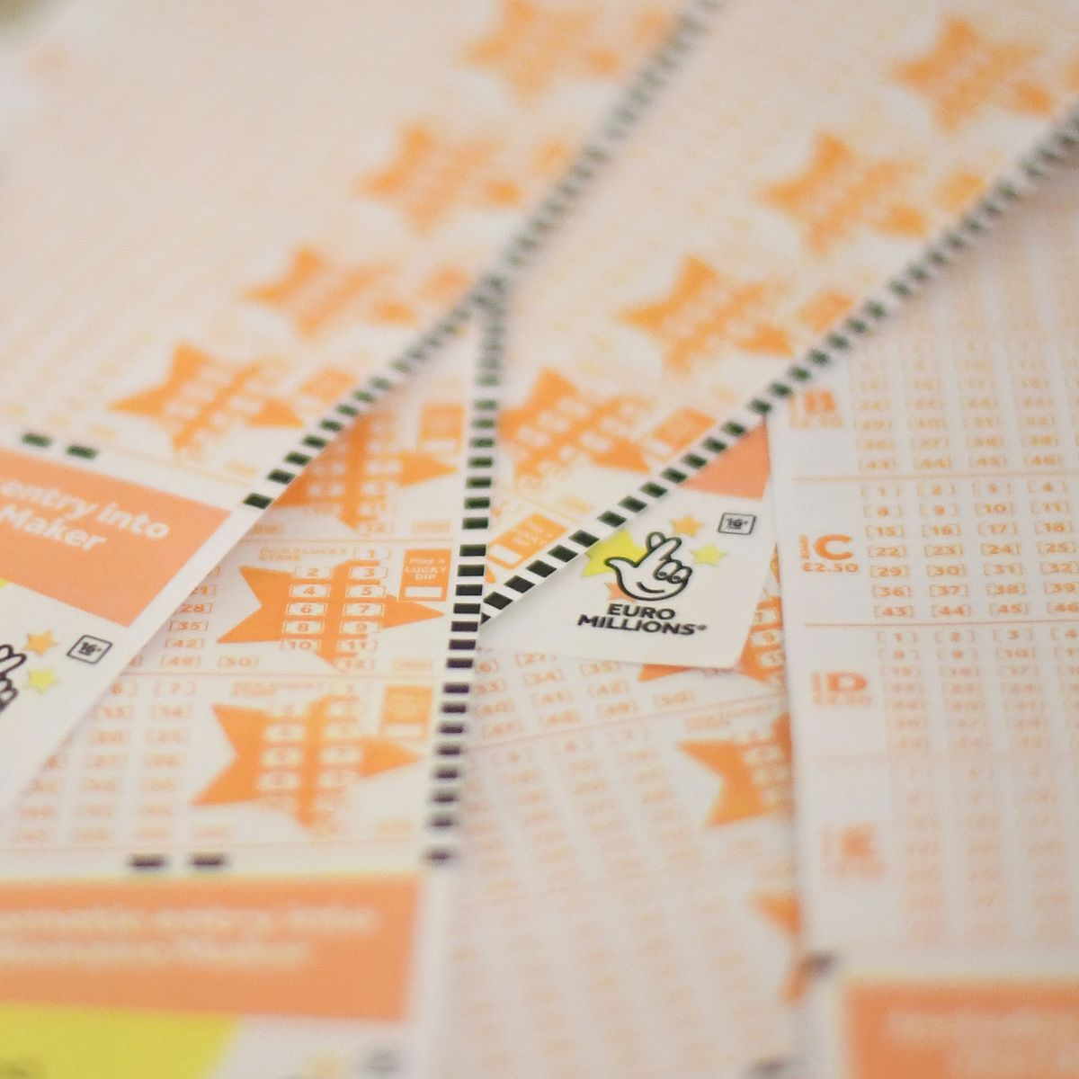 Euromillions results for 21st august 2020
