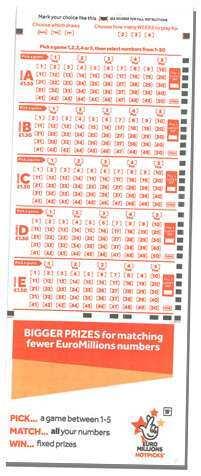Как принять участие в лотерейной игре евромиллионс (euromillions) на территории рф